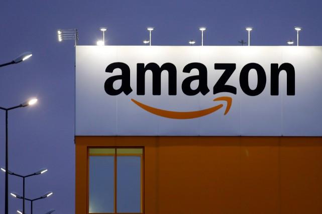 Le détaillant en ligne Amazon avait lancé un... (REUTERS)