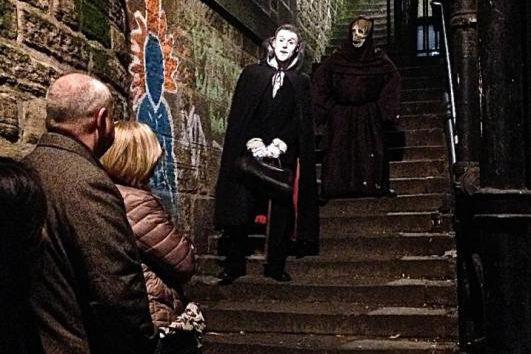 Le Murder&Mystery Tour se targue d'offrir des visites... (PHOTO JEAN-CHRISTOPHE LAURENCE, COLLABORATION SPÉCIALE)