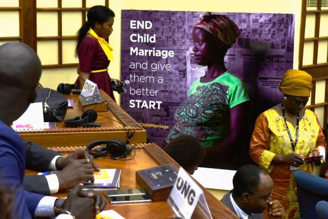 Une conférence internationale s'est ouverte lundi à Dakar... (Photo AFP)