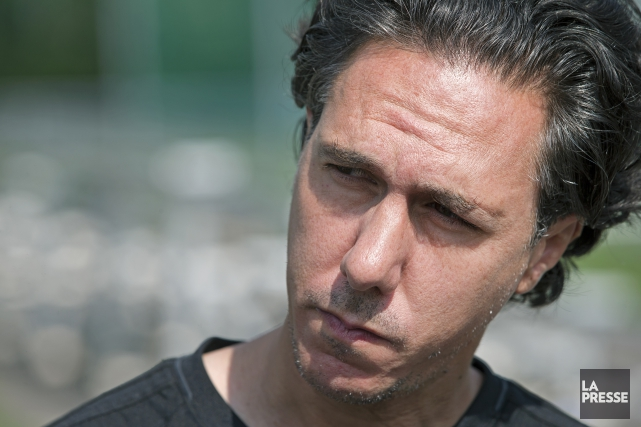 Mauro Bielloen était à sa deuxième saison complète... (Photo Robert Skinner, archives La Presse)