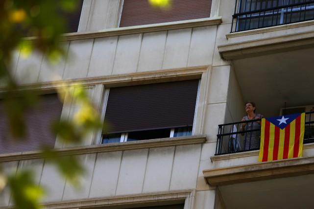 Le gouvernement espagnol a lancé samedi cette procédure... (REUTERS)