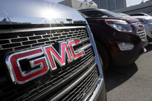 Le bénéfice ajusté de GM s'est élevé à... (AP)