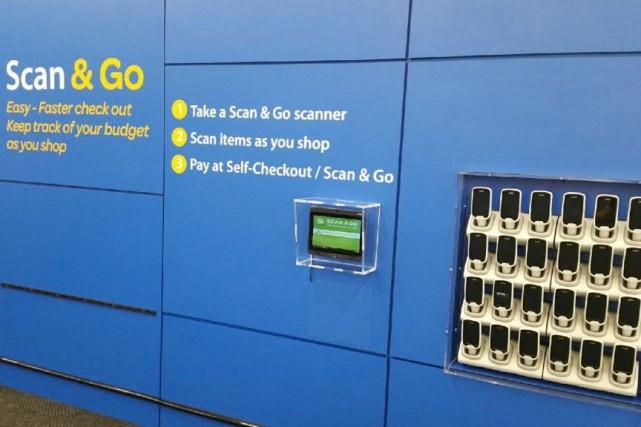 Walmart a ajouté lundi 20 magasins de la... (La Presse)