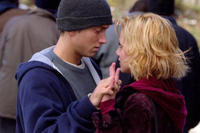 Lose Yourselfest letitre emblématique du film8 Mile(2002). Sur... (LA PRESSE)