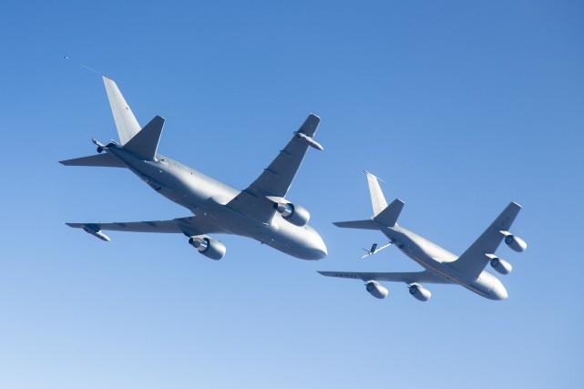 Boeing explique le recul de ses profits par... (AFP)