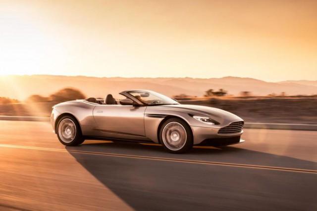 L'Aston Martin DB11... (PHOTO FOURNIE PAR ASTON MARTIN)