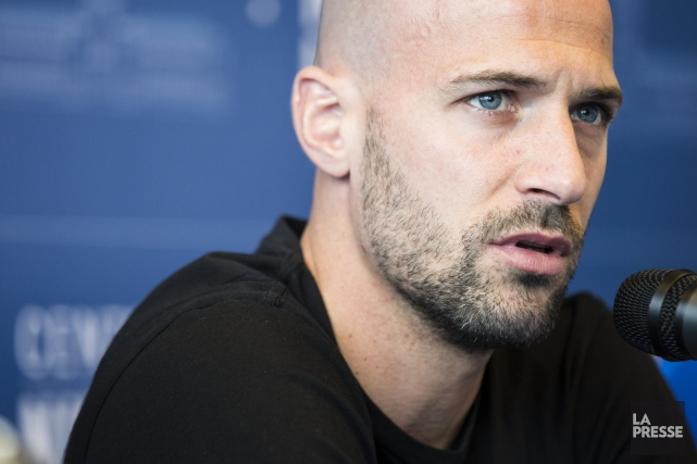 Laurent Ciman... (Photo Edouard Plante-Fréchette, La Presse)
