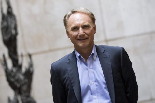 L'auteur américain Dan Brown... (Photo Pau Barrena, Agence France-Presse)