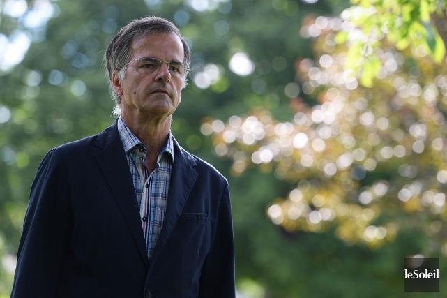 Le député libéral de Chomedey, Guy Ouellette.... (Photo Patrice Laroche, archives Le Soleil)