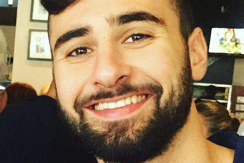 Le Montréalais Jesse Galganov, 22 ans, est disparu... (Photo fournie parla famille)