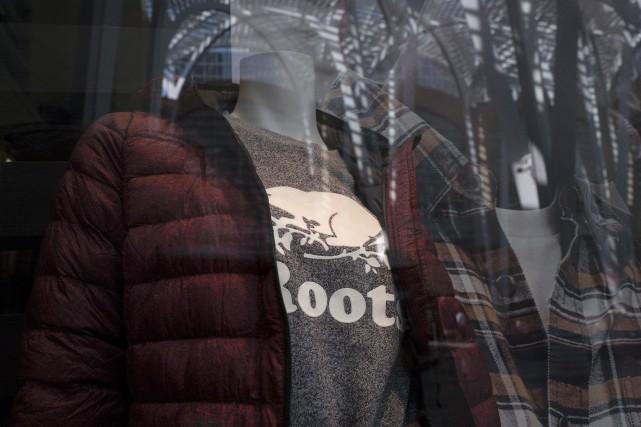 Pour le détaillant de vêtements, cette transition vers... (PHOTO ARCHIVES LA PRESSE CANADIENNE)