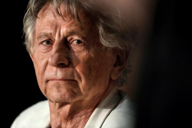 Roman Polanski au Festival de Cannes en mai... (ARCHIVES AFP)