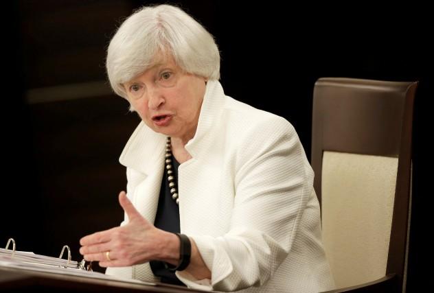 Janet Yellen... (PHOTO REUTERS)