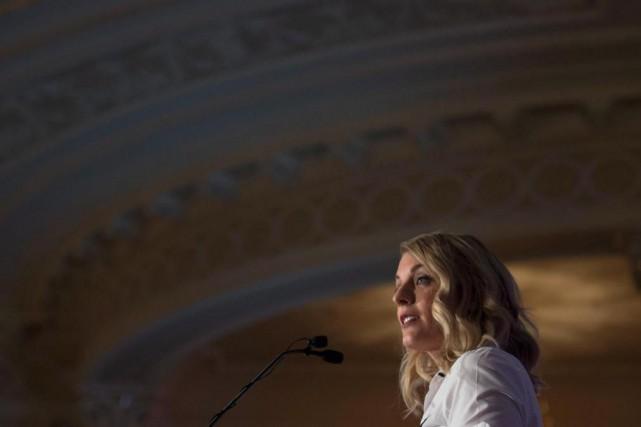 Les lobbyistes de Netflix ont eu cinq rencontres... (PHOTO ADRIANWYLD, ARCHIVES LA PRESSE CANADIENNE)