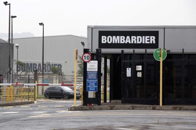 L'an dernier, Bombardier avait déjà supprimé un millier... (AFP)