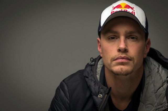Erik Guay est le skieur canadien le plus... (Photo Olivier Jean, La Presse)