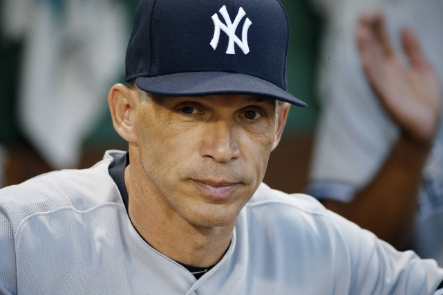 Joe Girardi aura dirigé les Yankees de New... (Photo Michael Dwyer, AP)