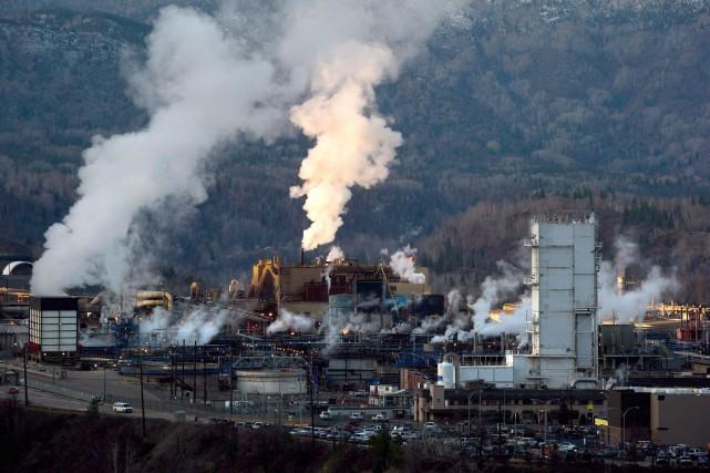 Teck a indiqué que ses activités de charbon... (Photo Darryl Dyck, archives la presse canadienne)