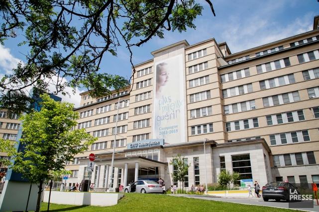 Les sommes recueillies pour l'hôpital Sainte-Justine permettront de... (PHOTO ALAIN ROBERGE, ARCHIVES LA PRESSE)