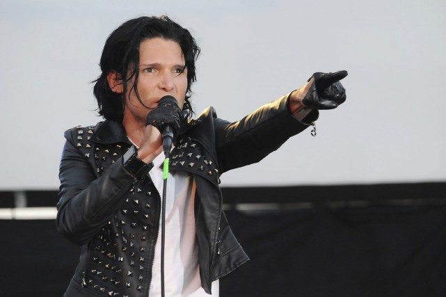Corey Feldman à Los Angeles en 2013.... (ARCHIVES AP)