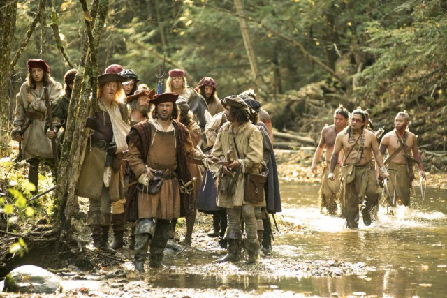 Le film Hochelaga, terre des âmes... (Photo Les Films Séville)
