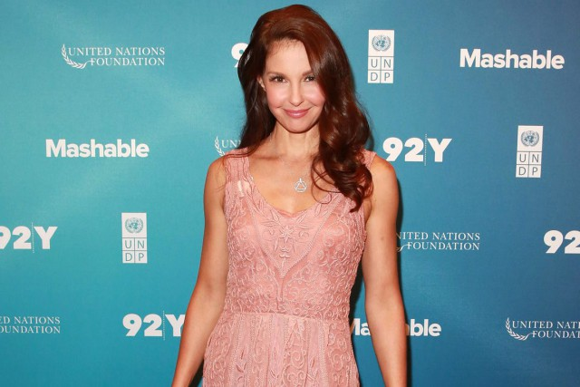 L'actriceAshley Judd... (Photo Amy Sussman, archives AP)