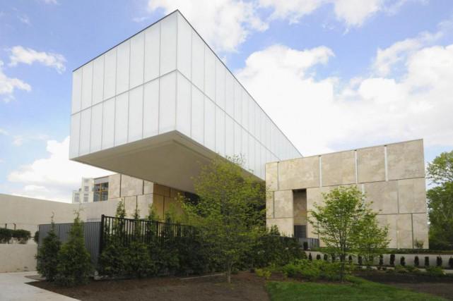 Le nouveau musée de la Fondation Barnes a... (Photo fournie parla Fondation Barnes)