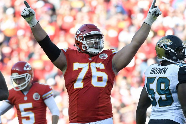 Laurent Duvernay-Tardif... (Photo archives AP)
