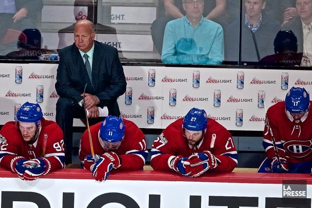 Le Canadien n'a cumulé que deux victoires et... (PHOTO ANDRÉ PICHETTE, LA PRESSE)