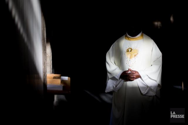 Les membres des communautés religieuses sont «profondément inquiets»... (photo PHOTO MARTIN TREMBLAY, archives LA PRESSE)