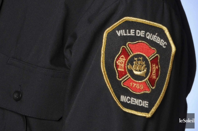 Un incendie qui a endommagé certains appartements d'un immeuble résidentiel de... (Photo archives Le Soleil)