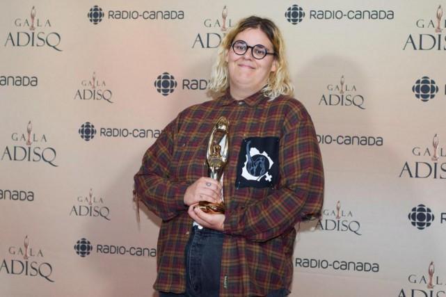 Safia Nolin... (Photo Graham Hughes, La Presse Canadienne)