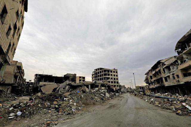 Le processus de paix d'Astana se concentre sur... (AFP)