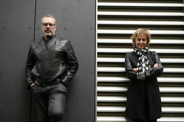 Sans se consulter, Serge Denoncourt et Lorraine Pintal... (PHOTO Martin Chamberland, LA PRESSE)