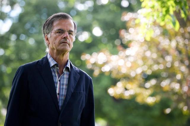 Le député Guy Ouellette... (Photo Patrice Laroche, archives Le Soleil)