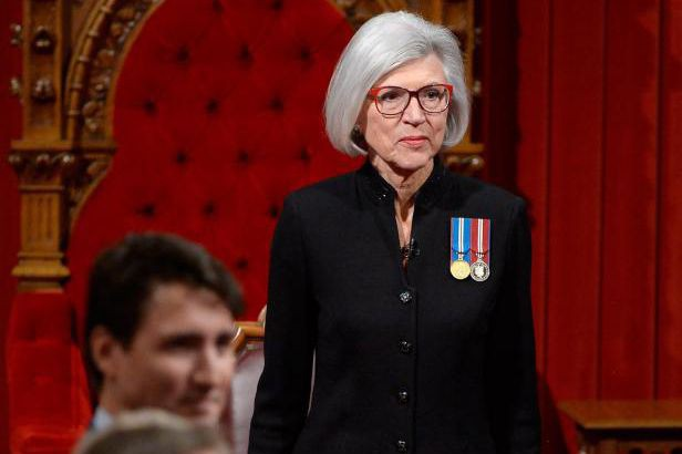 Beverly McLachlin... (Photo Adrian Wyld, archives La Presse canadienne)
