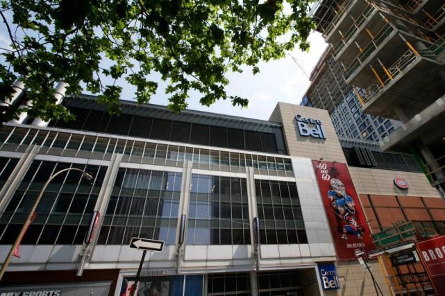 Le Centre Bell revendique une baisse de sa... (Photo Olivier Jean, Archives La Presse)