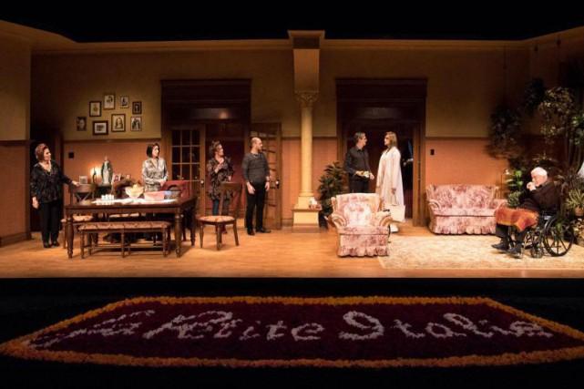 La pièce Les secrets de la Petite Italieestprésentée... (PHOTO FOURNIE PAR LA PRODUCTION)