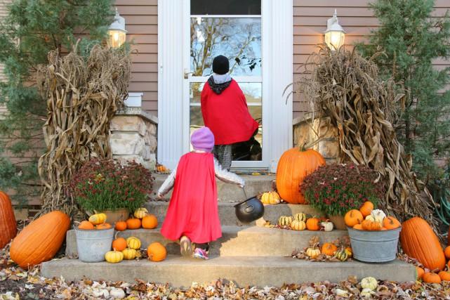 Vos petits monstres vont faire le plein de bonbons ce soir? La Croix-Rouge... (PHOTO THINKSTOCK)