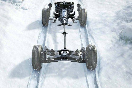 Le rouage intégral confère un avantage dans les... (Image : Subaru)