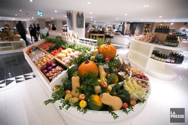 Le marché Artisans offre une grande variété de... (Photo François Roy, La Presse)