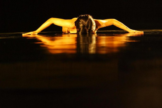 Serpentine, de Daina Ashbee, avec Areli Moran... (Photo Adrian Morillo, fournie par la production)