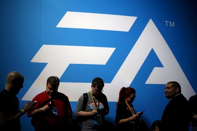 Côté prévisions, EA prévoit pour son exercice annuel... (PHOTO ARCHIVES REUTERS)
