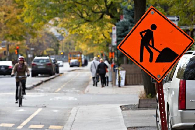 Le portail montréalais divulgue beaucoup moins de renseignements... (Photo Patrick Sanfaçon, archives La Presse)
