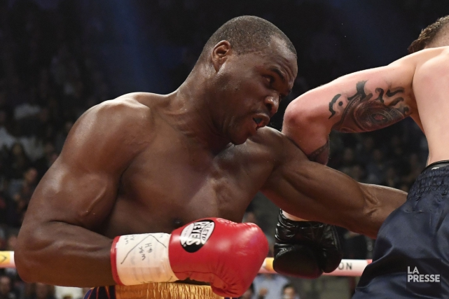 Adonis Stevenson... (Photo Bernard Brault, archives La Presse)