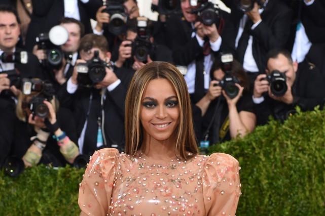 Beyoncé a confirmé l'information sur sa page Facebook.... (PHOTO ARCHIVES AFP)
