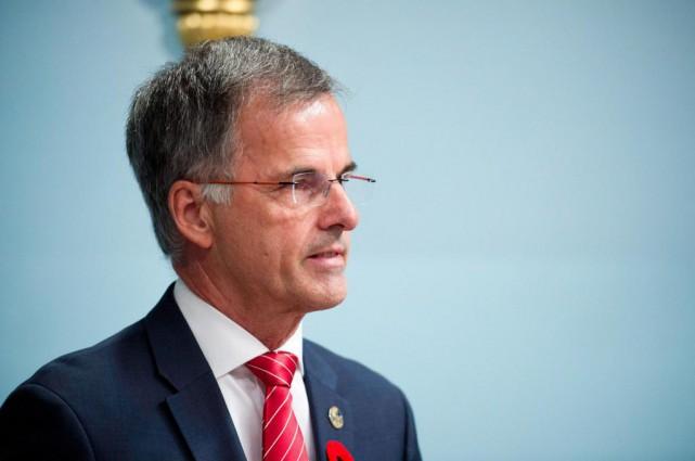Le député Guy Ouellette s'est dit «victime d'un... (PhotoJacques Boissinot, La Presse canadienne)