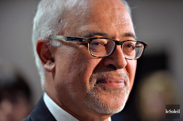 Le ministre des Finances, Carlos Leitão... (Photo Patrice Laroche, archives Le Soleil)