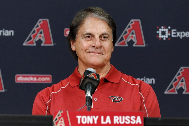Tony La Russa... (Photo Matt York, archives AP)