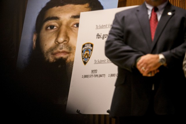 Sayfullo Saipov, 29 ans, qui a revendiqué son... (Photo Sam Hodgson, The New York Times)